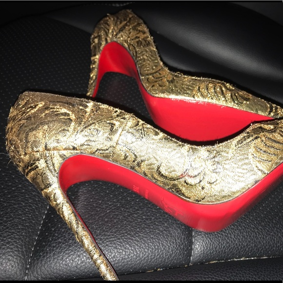 28ad492a0f8c Christian Louboutin Shoes - Christian Louboutin with dust bag and box.